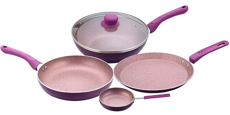 Wonderchef Non Stick Induction Cookware