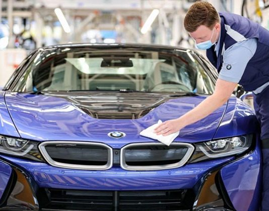 BMW Germany cuts 6000 jobs