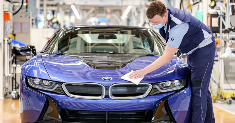 BMW Germany cuts 6000 jobs