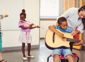 learning music early good for children