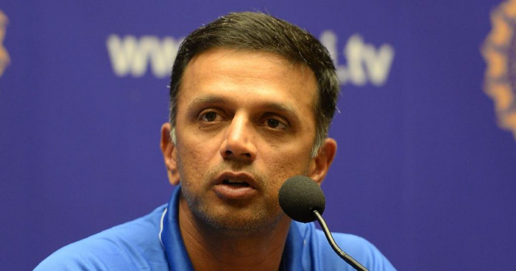 rahul dravid on test cricket
