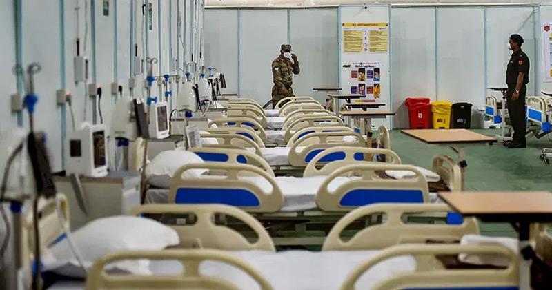 1000 Bed Covid Hospital DRDO