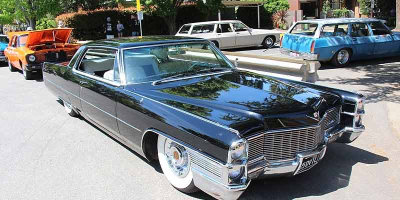 Cadillac Coupe deVille | Ten Most American Cars