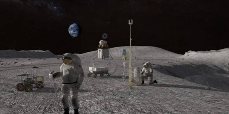 Can We Live On Moon