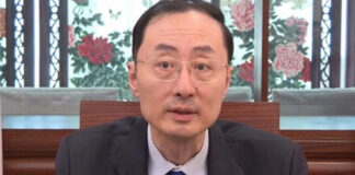 Chinese Ambassador to India