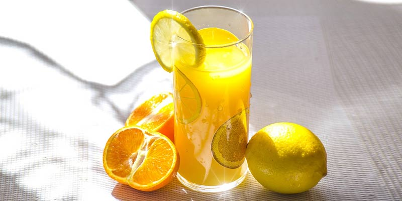 Orange Juice | Citrus Fruits For Vitamin C Deficiency | Benefits of Vitamin C