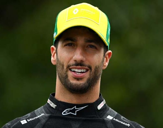Daniel Ricciardo Shares His Thoughts About The Renault Updates For Austria.