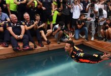 F1 News Daniel Ricciardo Red Bull Records