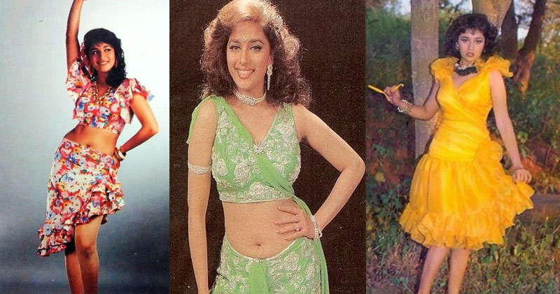 Fashion Trends 1980s India