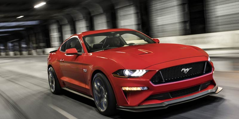 Ford Mustang | Top American Muscle Car