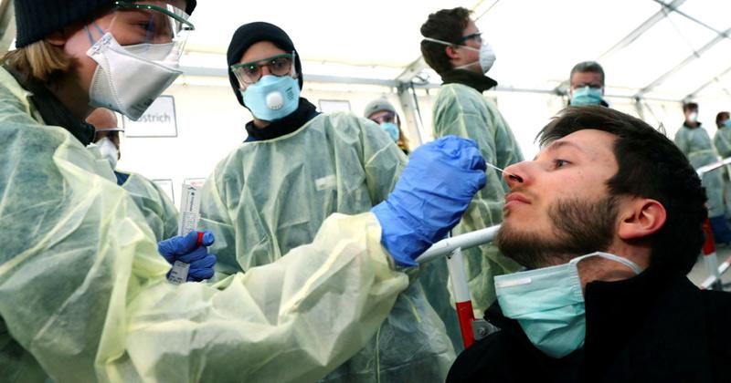 Germany Bavaria Airport Coronavirus Free Testing