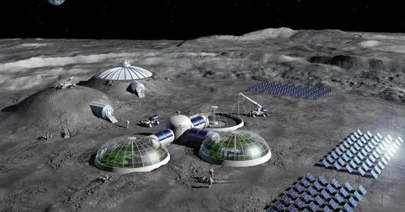 How to Setup a base on Moon
