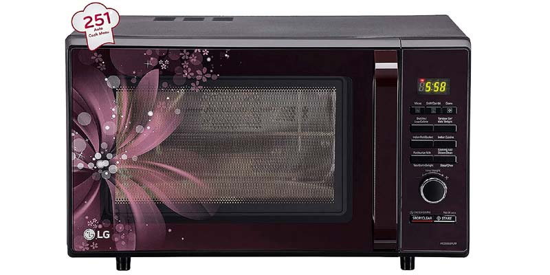 LG 28L Convection Microwave Oven | Best Microwave Ovens In India