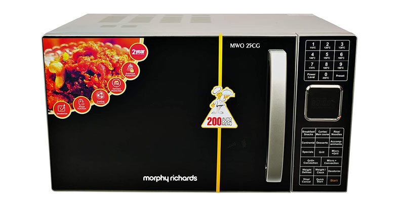 Morphy Richards 25L Microwave 25CG
