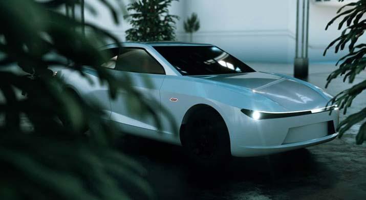 Pravaig Dynamics all-electric sedan