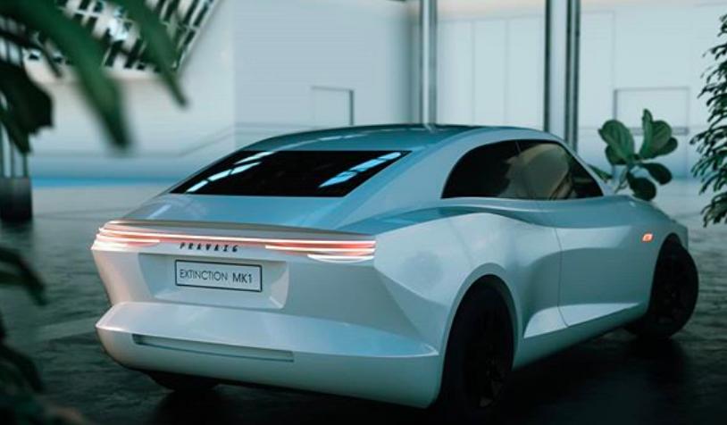 Indian EV | Electric Car Pravaig Dynamics