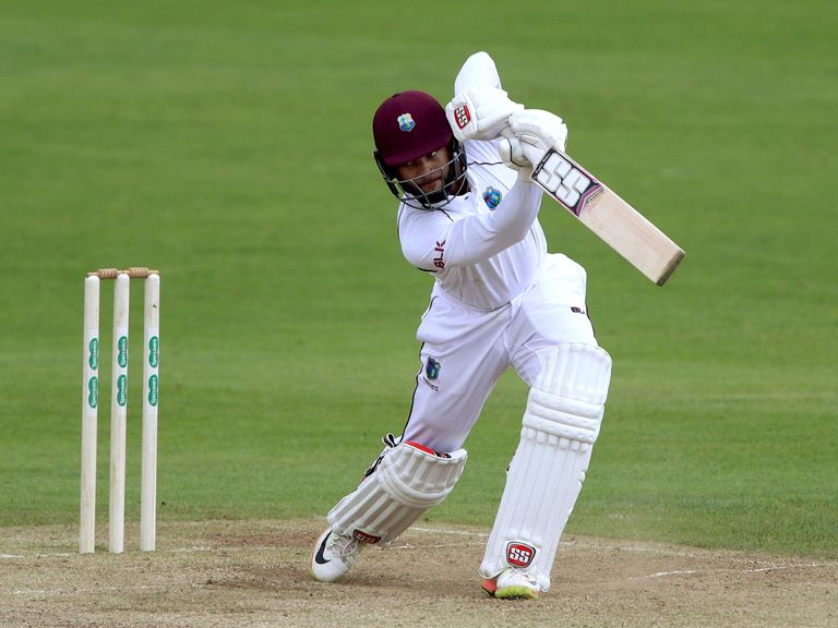 Shai Hope Test form in 2019-2020