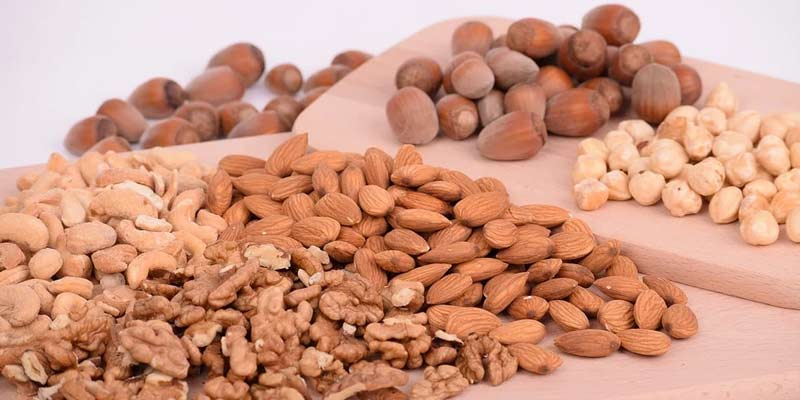 Vitamin Rich Food and Nuts   Best Food for Children's Growth