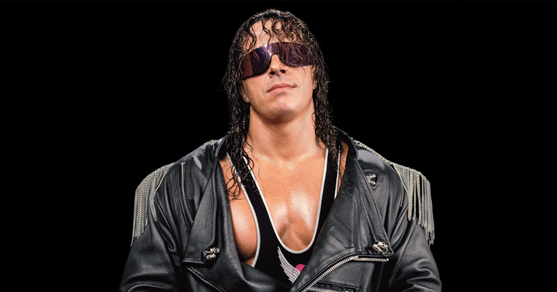 WWE Hall of Famer Bret Hart