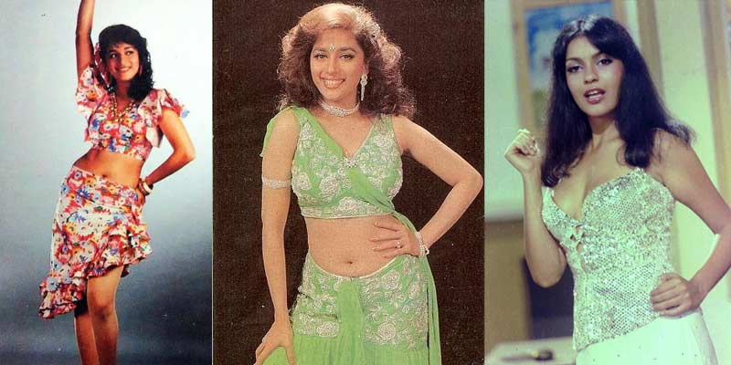 Women Fashion 1980s India