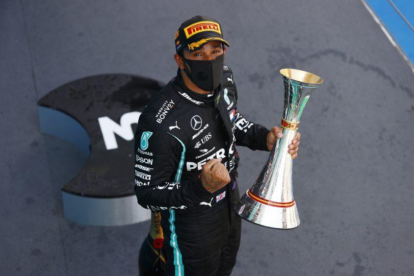 Lewis Hamilton | 2020 Spanish Grand Prix