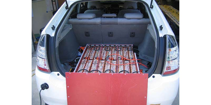 Battery Powered Electric Cars
