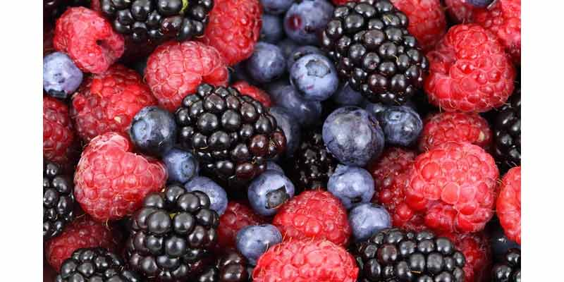 Berries For Weight Loss | Fruits For Weight Loss