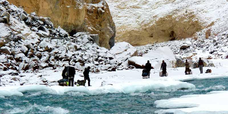 Chadar Trek | Best Treks India