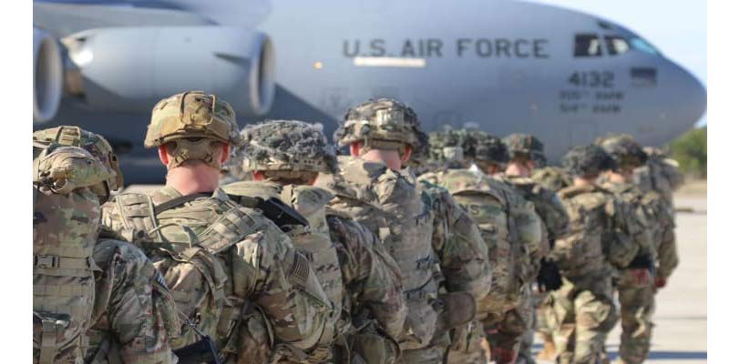 Country With Highest Military Spendings