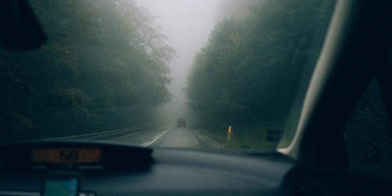 Foggy Car Windows