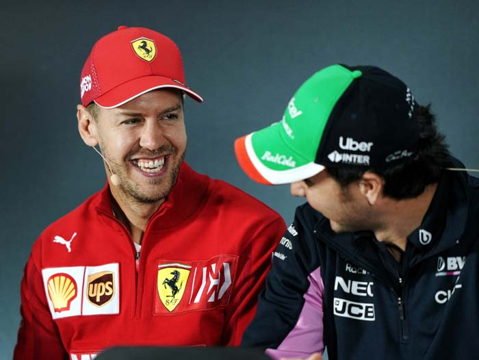 Has the deal with Sebastian Vettel to Aston Martin already been inked