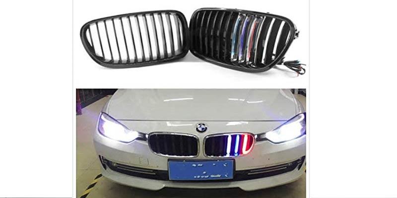 Illuminated Kidney Grille | Bizarre Car Accessories