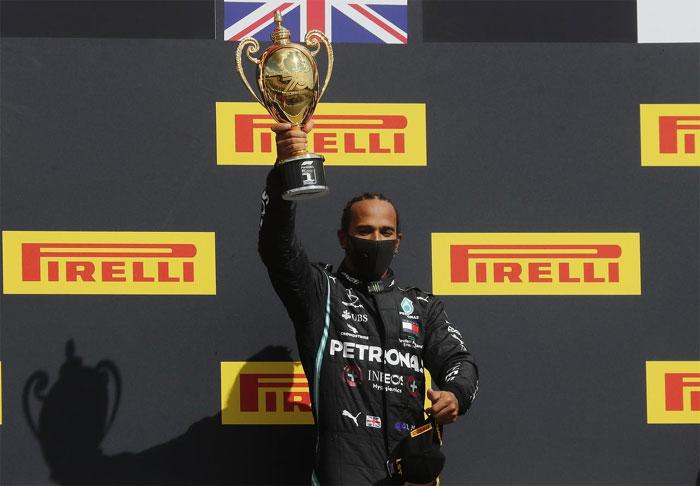 Lewis Hamilton Silverstone Round 1