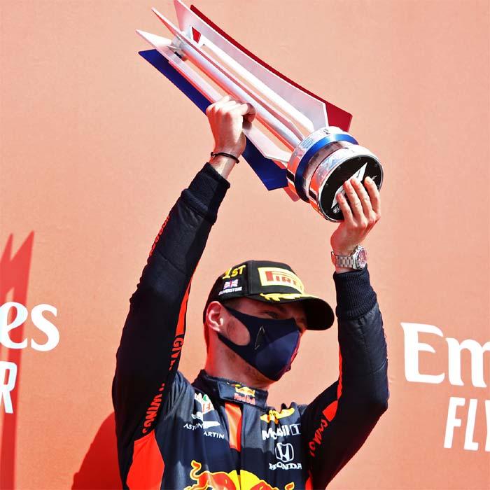 Max F1's 70th anniversary Grand Prix