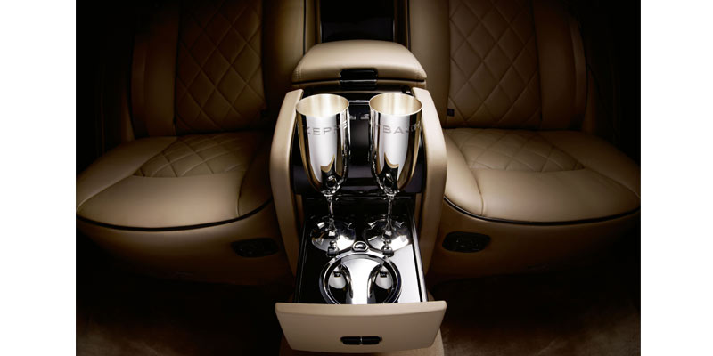 Maybach Champagne Flutes
