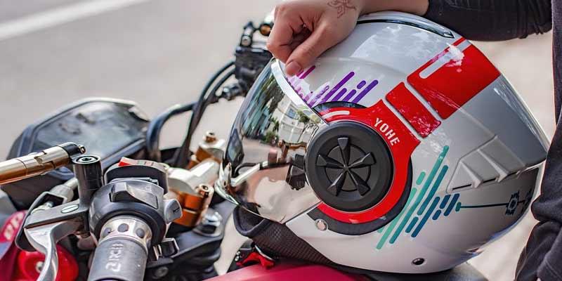 Motorcycle Helmet Expiry