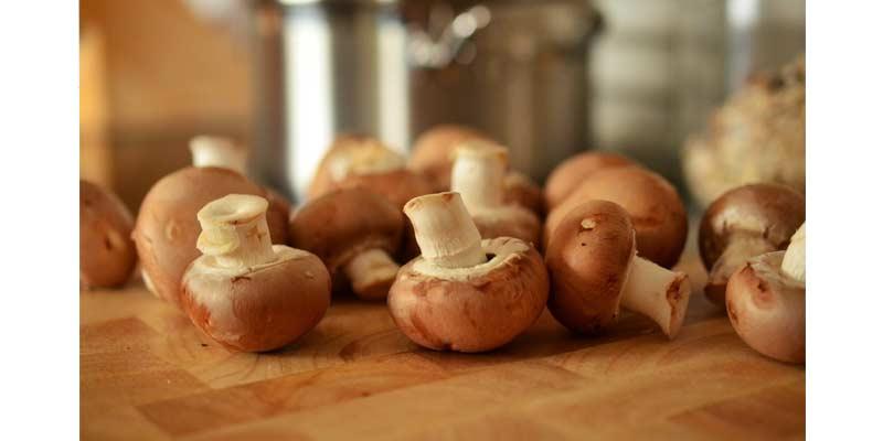 Mushrooms   Zero Calorie Foods