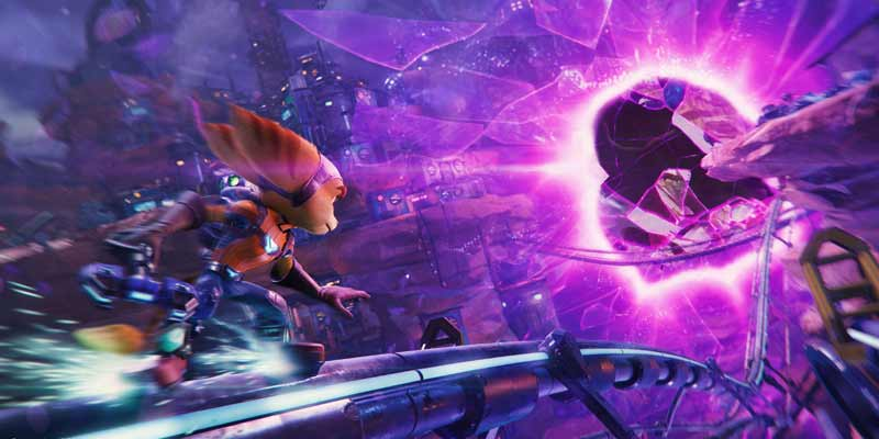 Ratchet and Clank Rift Apart   Upcoming Games 2020
