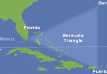 Secret of Bermuda Triangle