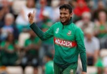 Shakib Al Hasan Return