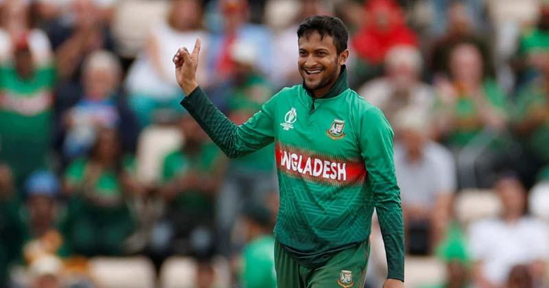 Shakib Al Hasan Return