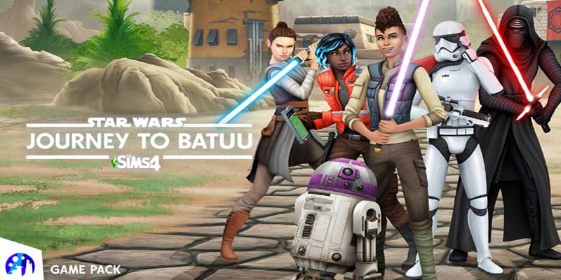 Sims4 Journey to Batuu   Gamescom 2020 titles