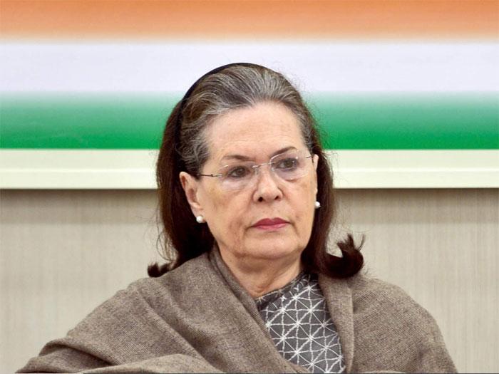 Sonia Gandhi health
