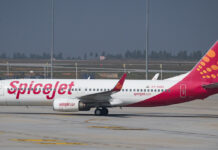 Spicejet Repatriation Flight
