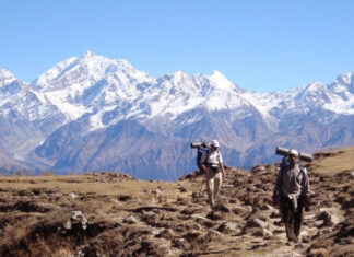 Trekking Places In India