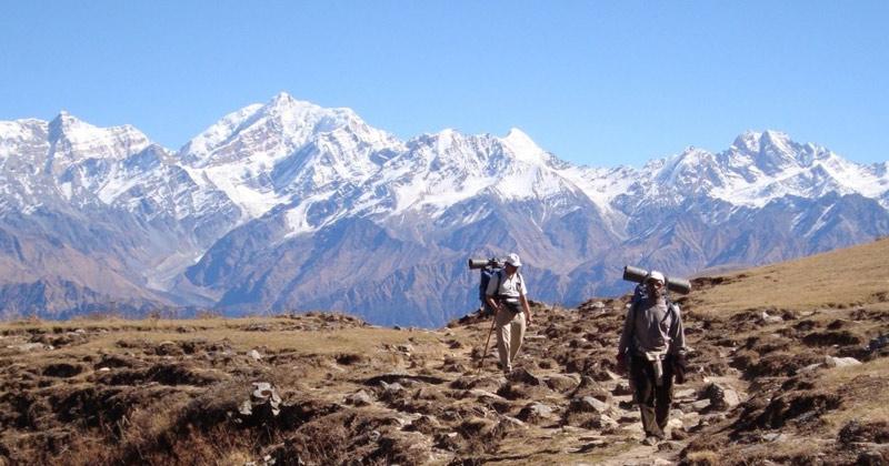 Trekking Places In India