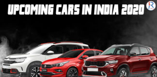 Upcoming Cars India 2020