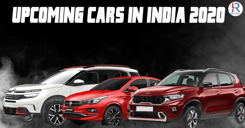 Upcoming Cars India 2020