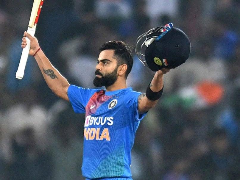 Virat Kohli completes 12 years of International cricket