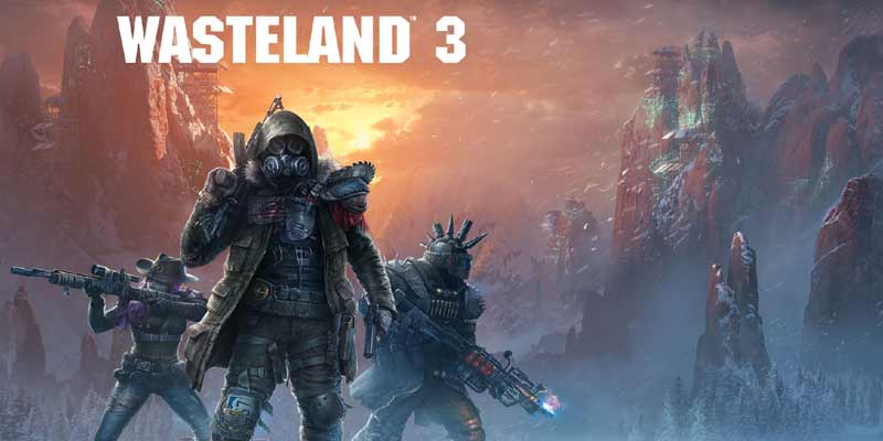 Wasteland 3   Upcoming Games 2020   Upcoming PS4 Games
